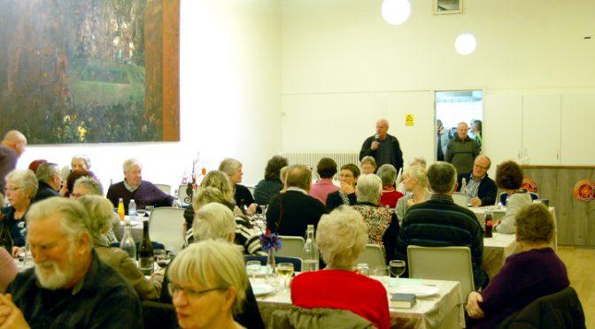 Fællesspisning – Kulturhusets bestyrelse