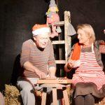 Stig og Joan i Jul i Den Gamle Biograf