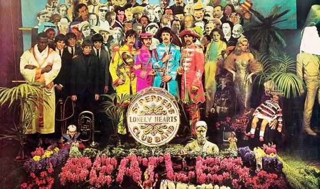 Sgt. Pepper i Engesvang