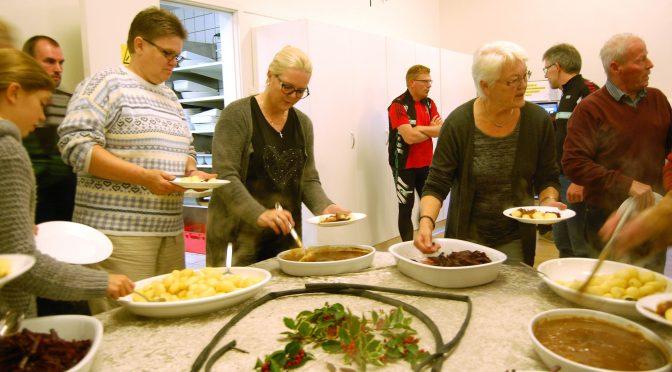 Fællesspisning – Dagli'Brugsen