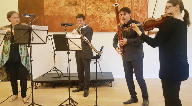 Klassisk koncert med Ensemble MidtVest