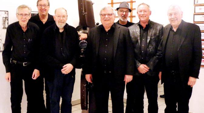 Jazzcafe med Hot & Sweet Jazz Band